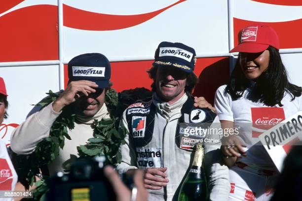 Jacques Laffite Carlos Reutemann Grand Prix of Argentina Autodromo Oscar Alfredo Galvez Buenos Aires 21 January 1979