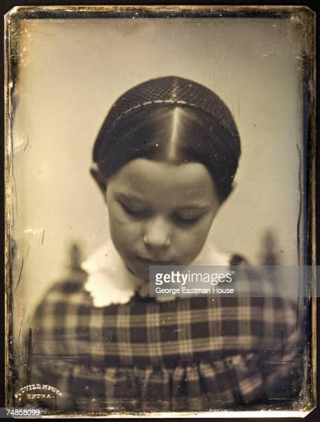 Jacques Louis Daguerre Boulevard du Temple Paris thought to be the first photograph of a living person daguerreotype