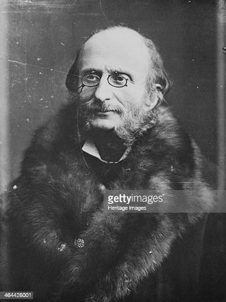 Jacques Offenbach Germanborn French composer c1875 Offenbach is regarded as one of the pioneers of the operetta His operettas which included 'Orpheus...