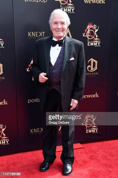 Jacques Pepin attends the 46th annual Daytime Emmy Awards at Pasadena Civic Center on May 05 2019 in Pasadena California