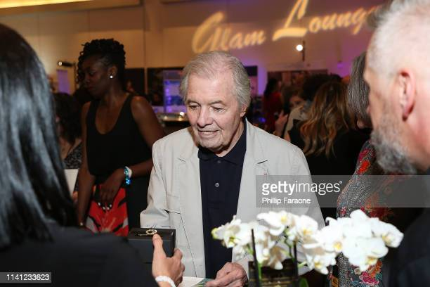Jacques Pepin attends the Daytime Emmy Awards PreAwards Networking Party/Gift Lounge at Pasadena Convention Center on May 4 2019 in Pasadena...