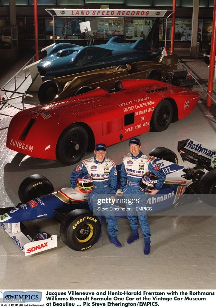 Rothmans day at Beaulieu Vintage Car Museum Pictures | Getty Images