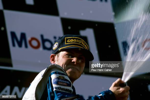 Jacques Villeneuve, Williams-Renault FW18, Grand Prix of Portugal, Autodromo do Estoril, 22 September 1996.