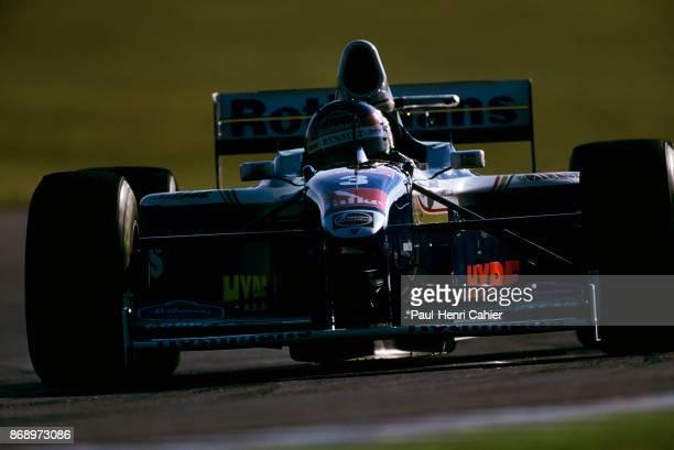Jacques Villeneuve WilliamsRenault FW19 Grand Prix of Argentina Autodromo Juan y Oscar Galvez Buenos Aires 13 April 1997