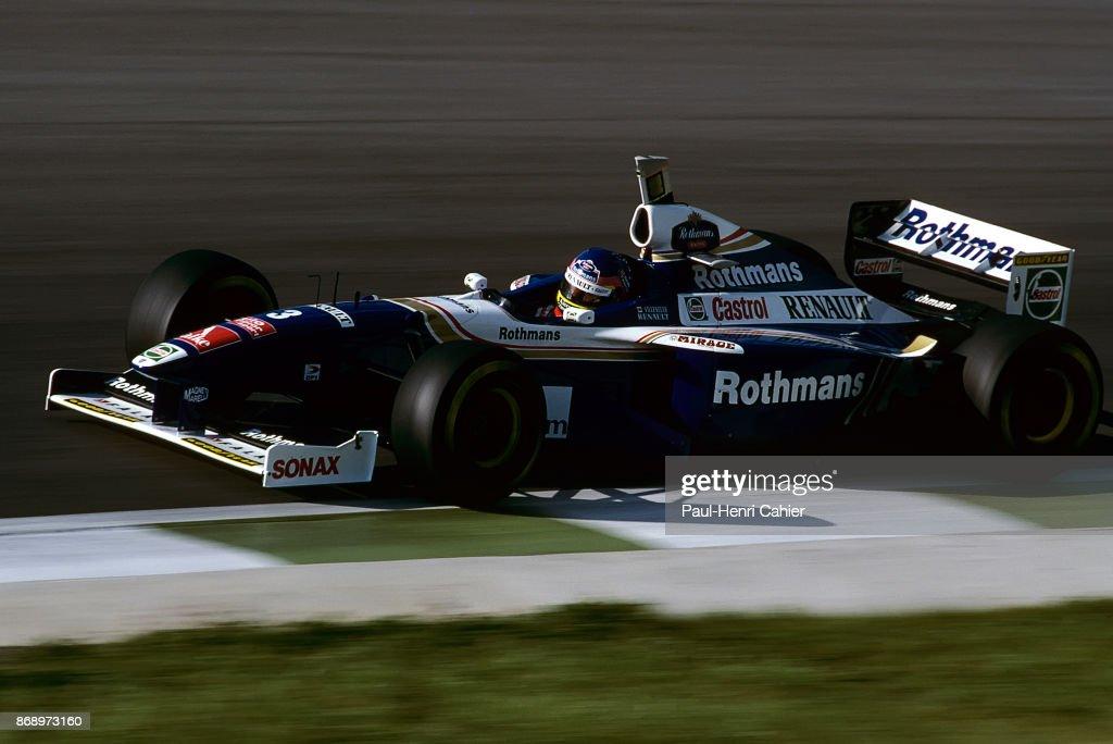 Jacques Villeneuve, Grand Prix Of Austria : News Photo
