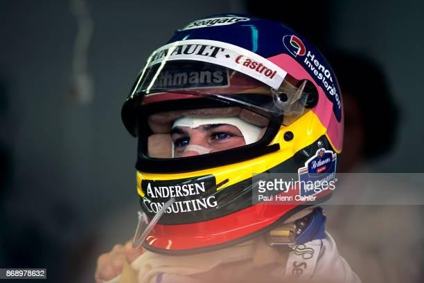 Jacques Villeneuve WilliamsRenault FW19 Grand Prix of Europe Circuito de Jerez 26 October 1997