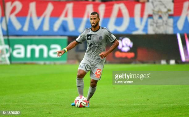 JacquesAlaixys ROMAO Caen / Marseille 9eme journee de Ligue 1 Photo Dave Winter / Icon Sport