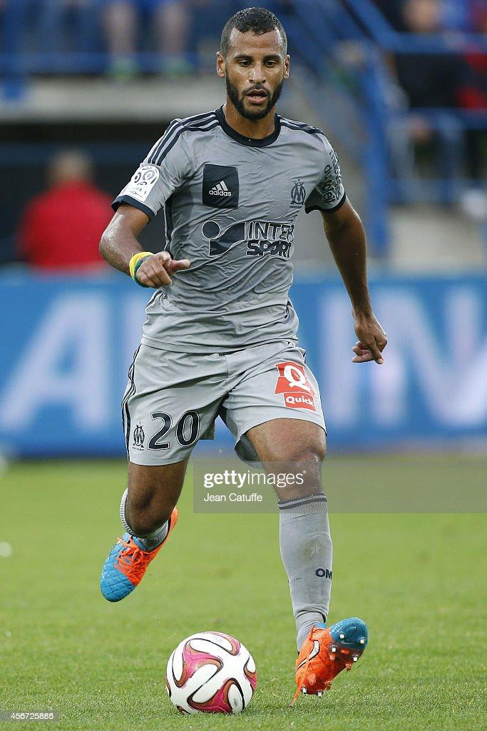 SM Caen v Olympique de Marseille - Ligue 1