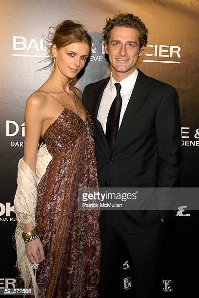 Jacquetta Wheeler and Alexi Lubomirski attend Esquire and Jacquetta Wheeler's 212 Society Host Benefit Evening at Esquire Downtown at Astor Place on...