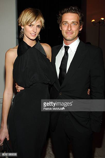 Jacquetta Wheeler and Alexi Lubomirski attend The American Museum of Natural History hosts it's Annual Winter Dance at The American Museum of Natural...