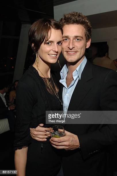 Jacquetta Wheeler and Alexi Lubomirski