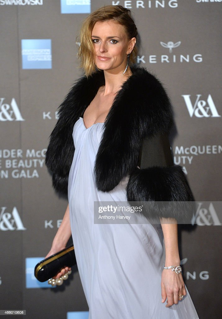 """""""Alexander McQueen: Savage Beauty"""" - Private View - Red Carpet Arrivals"""