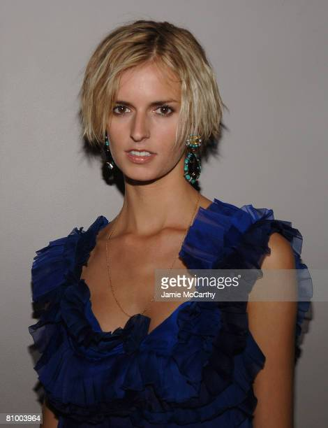 Jacquetta Wheeler attends the Nina Ricci After Party For Met Ball Hosted By Olivier Theyskens and Lauren Santo Domingo at Philippe in New York on May...