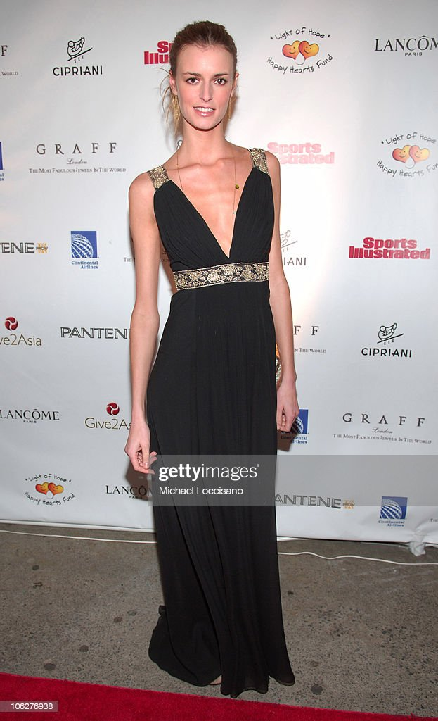 "Petra Nemcova Hosts the ""Light of Heart"" Gala to Benefit the Happy Hearts Fund"