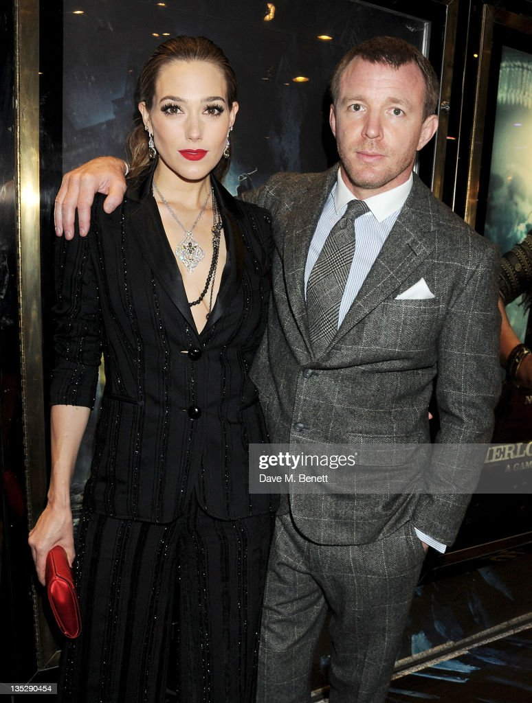 Guy Ritchie 2011