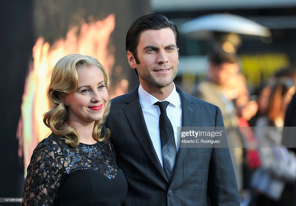 """Premiere Of Liongate's """"The Hunger Games"""" - Arrivals : News Photo"""
