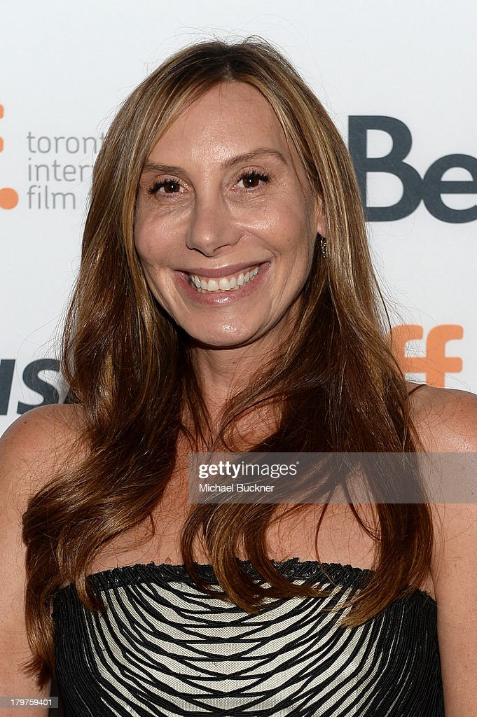 Jacqui Getty arrives at the 'Palo Alto' premiere during the 2013 Toronto International Film Festival at Scotiabank Theatre on September 6, 2013 in Toronto, Canada.