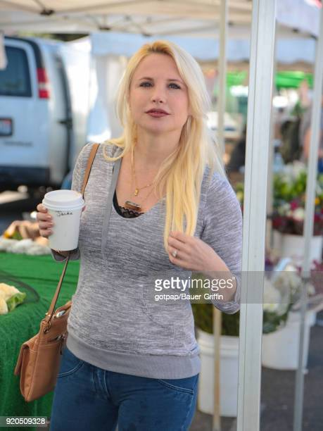 Jacqui Holland Is Seen On February 18 2018 In Los Angeles California
