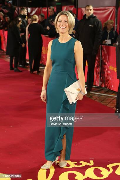 Jacqui Oatley attends ITV Palooza at The Royal Festival Hall on November 12 2019 in London England