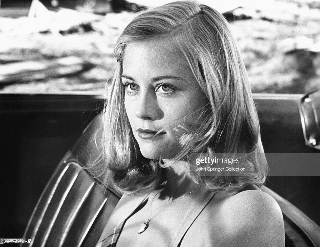 Cybill Shepherd in The Last Picture Show : News Photo