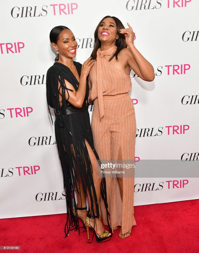 """Girls Trip"" Atlanta Screening : News Photo"
