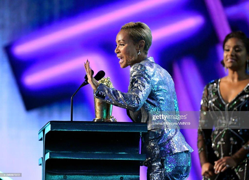 2019 MTV Movie And TV Awards - Inside : News Photo