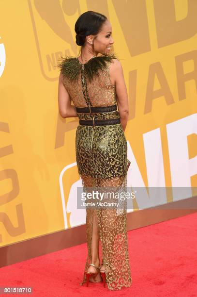 Jada Pinkett Smith attends the 2017 NBA Awards live on TNT on June 26 2017 in New York New York 27111_003