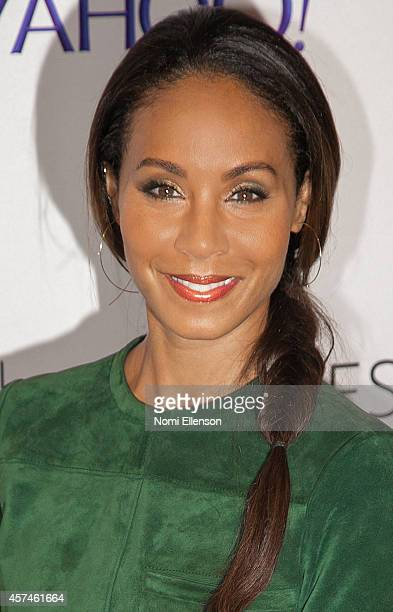 Jada Pinkett Smith attends the 2nd Annual Paleyfest New York Presents 'Gotham' at Paley Center For Media on October 18 2014 in New York New York