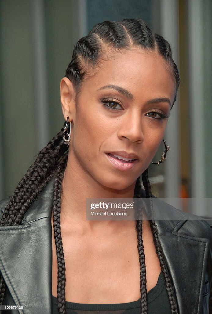 Jada Pinkett Smith Cornrow Hairstyles Hair