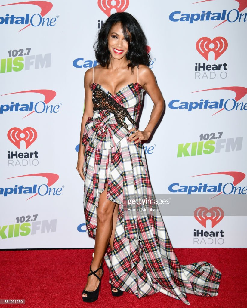 102.7 KIIS FM's Jingle Ball - PRESS ROOM
