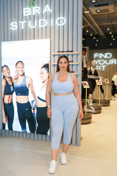 GBR: Sports Direct Flagship Store Launch on London's Oxford Street