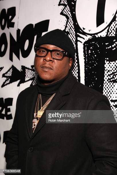 Jadakiss attends The Compound and Luxury Watchmaker Roger Dubuis Hosts NBA AllStar Dinner at STK Chicago on February 14 2020 in Chicago Illinois
