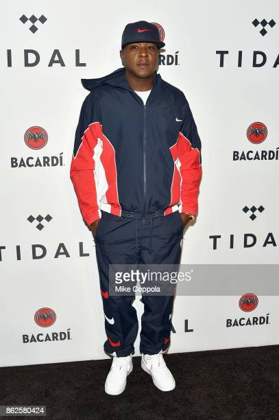 Jadakiss attends TIDAL X Brooklyn at Barclays Center of Brooklyn on October 17 2017 in New York City