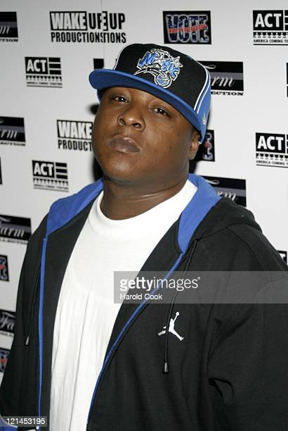 Jadakiss during Babyface and Russell Simmons Host 'Wake Up Everybody' Release Party at Bryant Park Hotel Cellar Bar in New York City New York United...