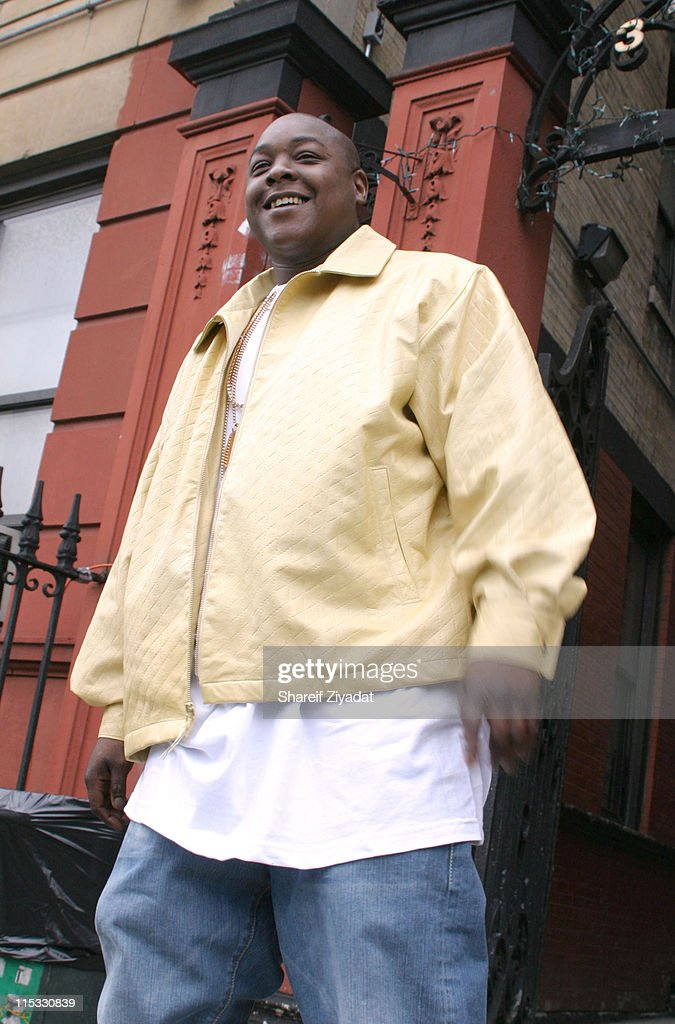 Jadakiss Video Shoot - May 5, 2004