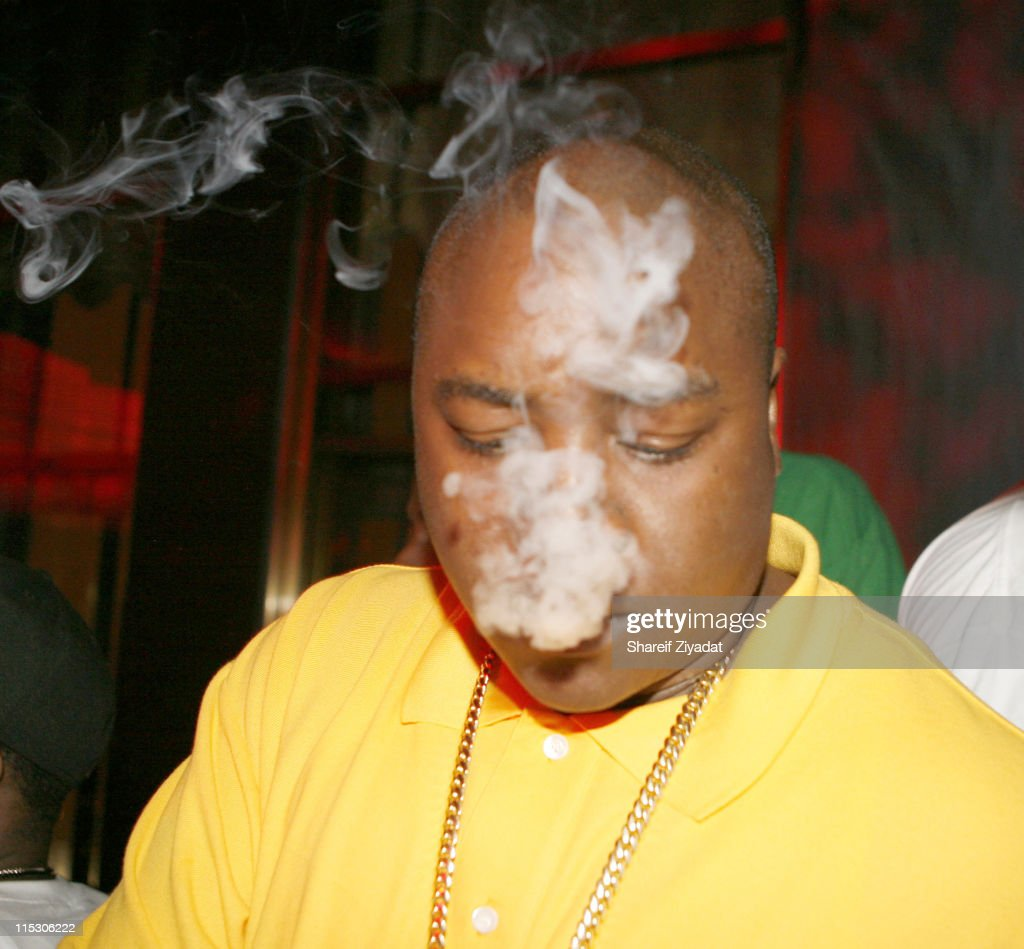 Jadakiss during Jay-Z Celebrates the 10th Anniversary of 'Reasonable Doubt' - Inside at Rainbow Room in New York, United States.