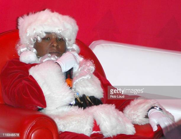 Jadakiss during Rush Youth Holiday Party December 12 2005 at Irving Plaza in New York City New York United States