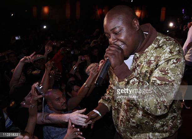 Jadakiss performs at BB Kings on March 22 2010 in New York City