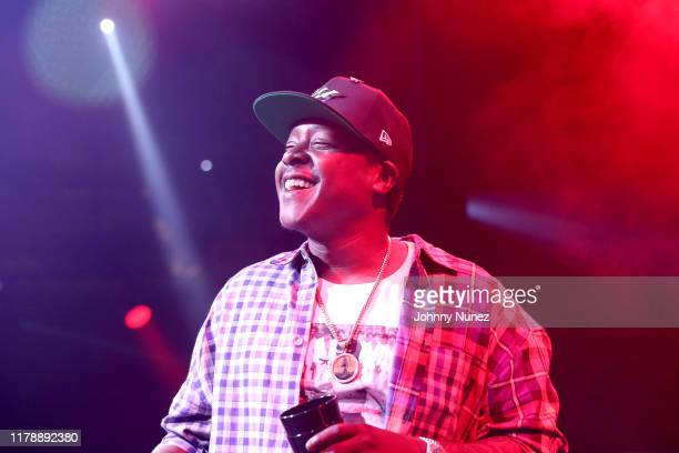 Jadakiss performs onstage during the Def Jam 35 Night Market on October 03 2019 at Villain in Brooklyn