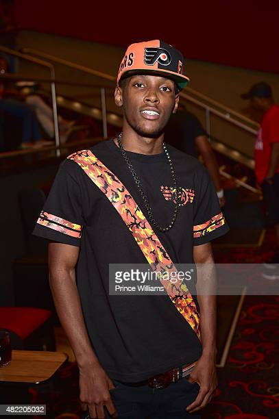 Jadarius Jenkins attends Vacation Vip Reception/Movie Screening Hosted By Bossip And Ryan Cameron>> at Regal Atlantic Station on July 27 2015 in...