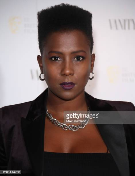Jade Anouka attends the Vanity Fair EE Rising Star BAFTAs Pre Party at The Standard on January 22, 2020 in London, England.