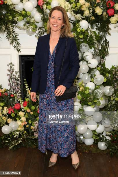 Jade Beer attends the Outnet's 10th Anniversary Dinner on April 24 2019 in London England
