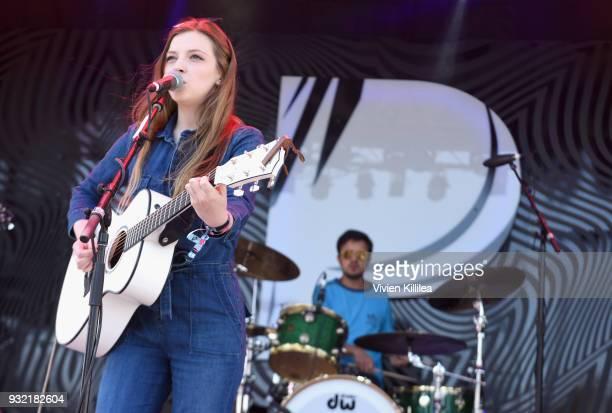 Jade Bird performs onstage during Pandora SXSW 2018 on March 14 2018 in Austin Texas