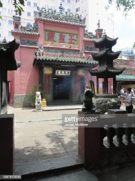 Jade Emperor Pagoda (Hồ Chí Minh City, Vietnam)