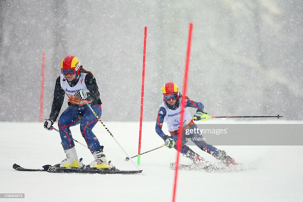 2014 Paralympic Winter Games - Day 5 : News Photo
