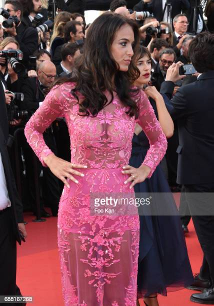 Jade Foret attends 'The Beguiled' screening during the 70th annual Cannes Film Festival at Palais des Festivals on May 24, 2017 in Cannes, France.