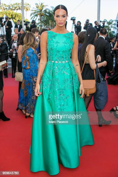 Jade Foret attends the screening of Capharnaum during the 71st annual Cannes Film Festival at Palais des Festivals on May 17 2018 in Cannes France