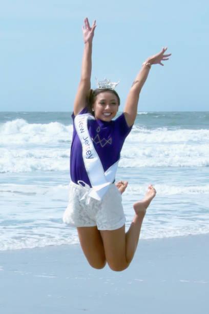 NJ: Miss New Jersey 2019 Water Kick