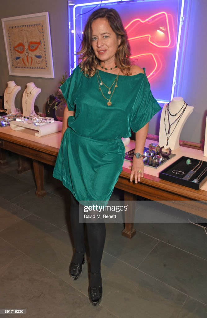 Jade Jagger Jewellery Showcase