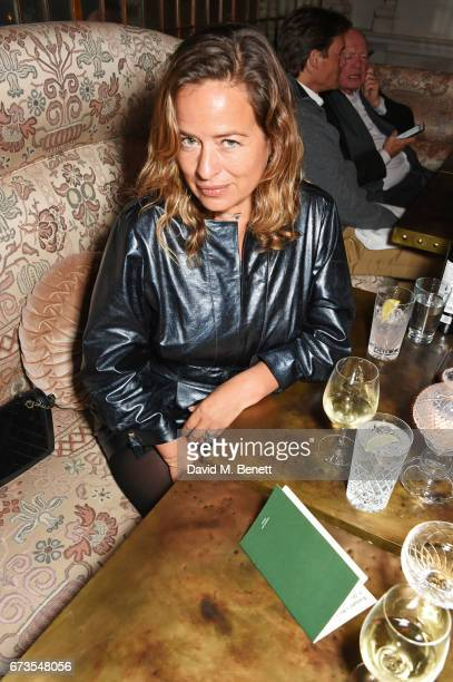 Jade Jagger attends the launch of The Ned London on April 26 2017 in London England